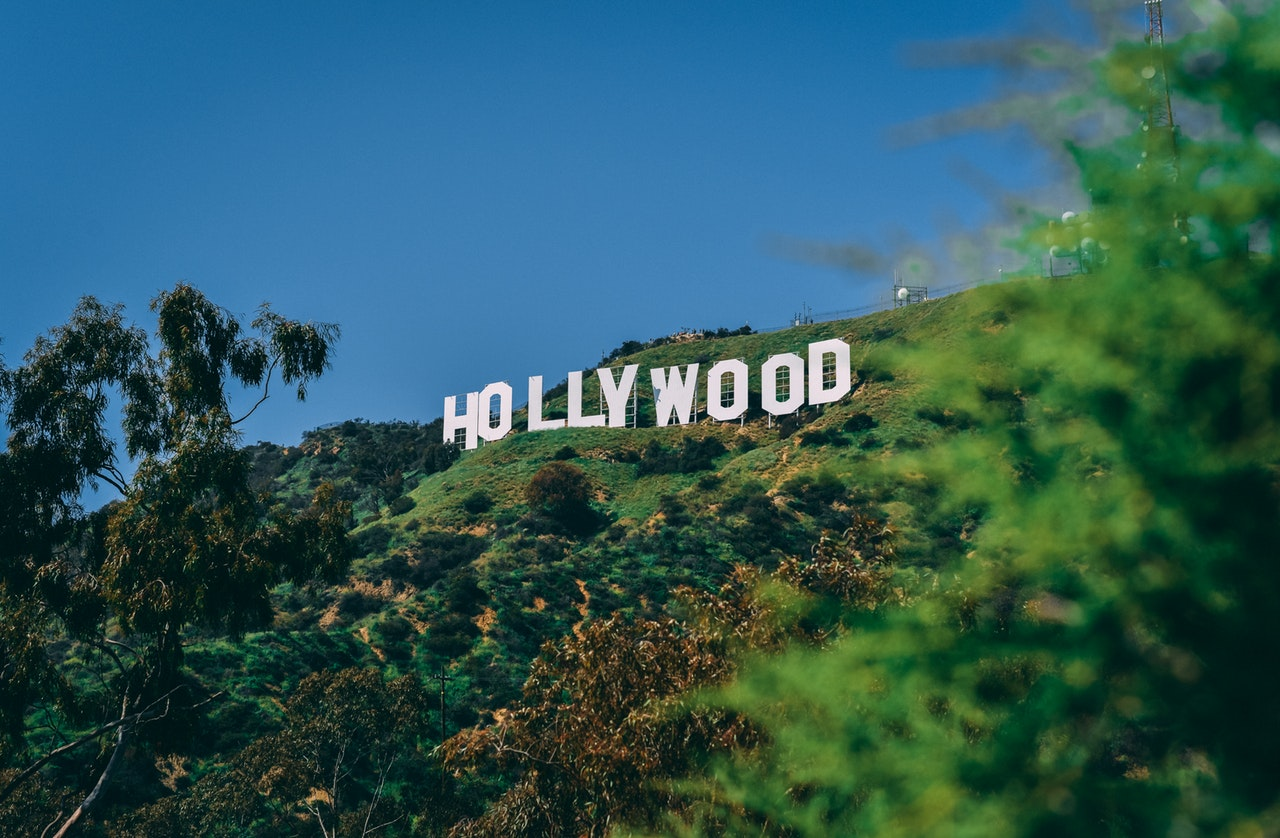 Hollywood Sign, California