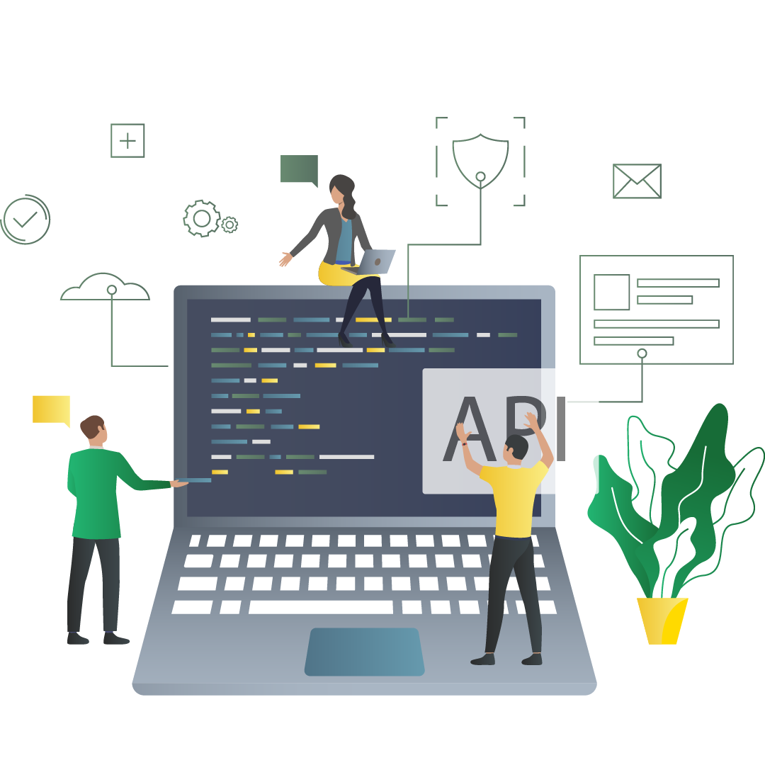 content systems developer business users